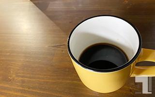 「K-Cupそのまま使用」できあがり