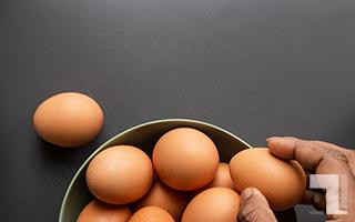 卵1個を入れ替える