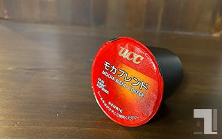 K-Cup「モカブレンド」1個