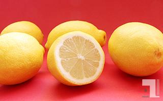すっぱそうなレモン複数