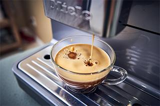 コーヒーメーカーで淹れたコーヒー